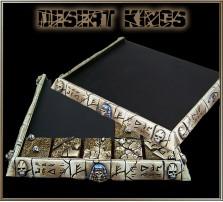 Desert Kings Movement Tray 5x5 for 20mm Bases