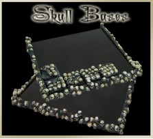 Skull Movement Tray 5x5 for 20mm Bases