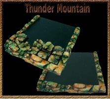 Thunder Mountain Movement Tray 5x5 for 20mm Bases