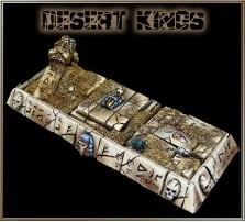 Desert Kings Movement 6x2 for 20mm Bases
