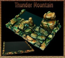 Thunder Mountain Movement Tray 6x4 for 20mm Bases