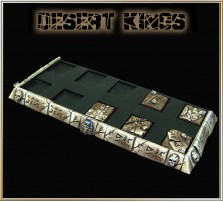 Desert Kings SKIRMISH Tray 5x2 for 20mm Bases