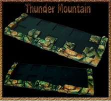 Thunder Mountain SKIRMISH Tray 5x2 for 20mm Bases