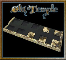 Old Temple SKIRMISH Tray 5x2 for 20mm Bases