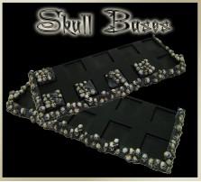 Skull SKIRMISH Tray 5x2 for 20mm Bases