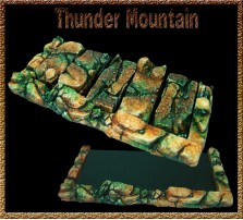 Thunder Mountain Movement Tray 5x1 for Cavalry Bases