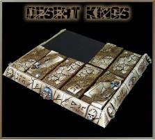 Desert Kings Movement Tray 5x4 for 25mm Bases