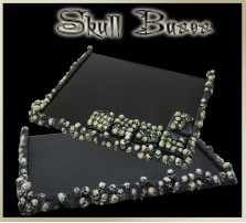 Skull Movement Tray 6x5 for 20mm Bases