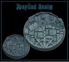 40mm Defiled Realm Round Base C
