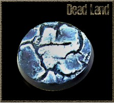 40mm Dead Land Round Base A