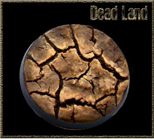 40mm Dead Land Round Base B