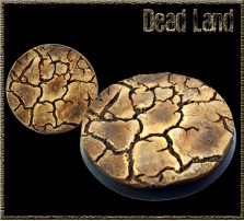 60mm Dead Land Round Base A