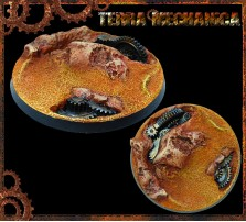 60mm Terra Mechanica Round Base A