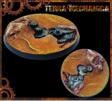 60mm Terra Mechanica Round Base B