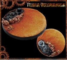 60mm Terra Mechanica Round Base C